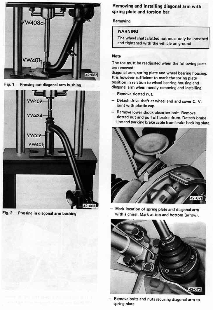 VW-manual