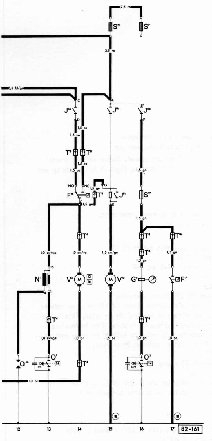 Vw Manual 1975 Beetle Heater Diagram Wiring Schematic Page 11 Part B