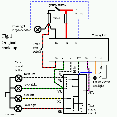 3 Prong Flasher Wiring Diagram - Wiring Diagram Post on