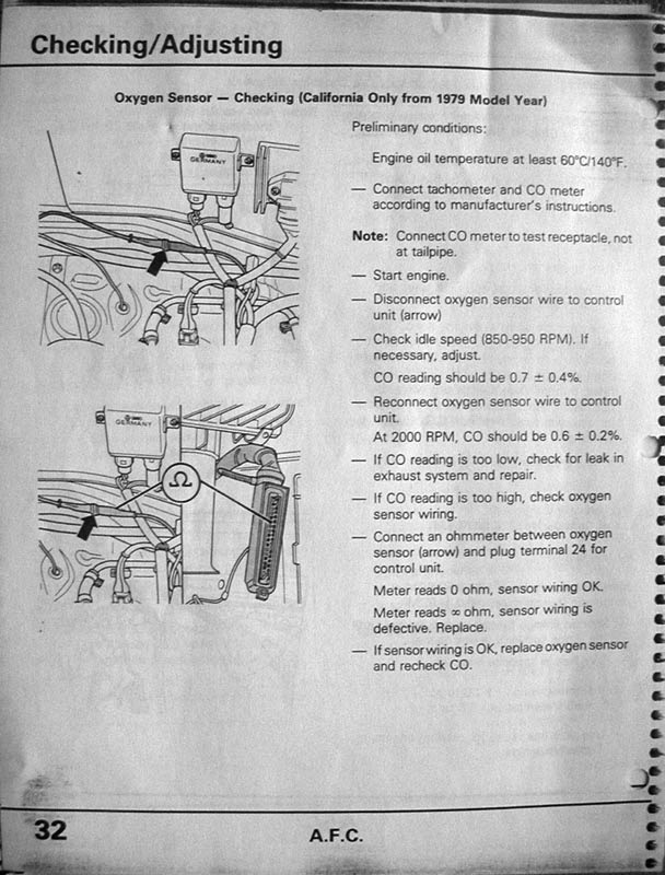 Bosch l jetronic fuel injection manual page 32 thumbnail publicscrutiny Images