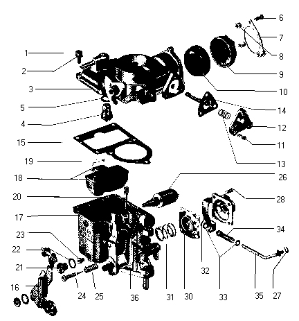 The VW Carburetor SystemType2.com