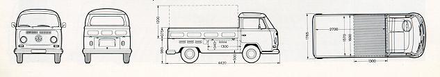 Model 26 - Pick up (Regular Model)